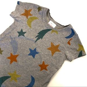 Hanna Andersson Boy T-shirt size 5 with Stars